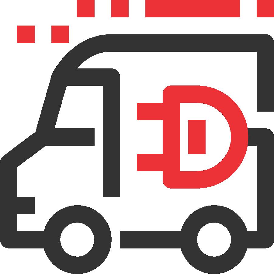 Rental Vehicle Icon