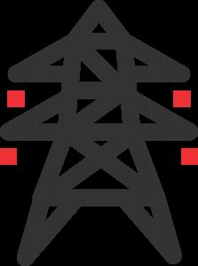 Utility Tower Icon